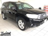 Recent Arrival! 2010 Toyota Highlander in Black,