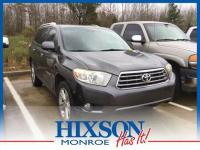 This 2010 Toyota Highlander Limited is offered to you