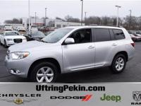 Options:  2010 Toyota Highlander Se This Is A 2010