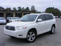 2010 Toyota Highlander Limited V6 Your lucky day!!!