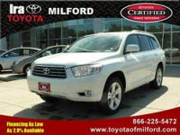 Ira Toyota Of Milford Presents This CARFAX 1 Owner 2010