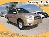 2010 TOYOTA Highlander SUV FWD 4dr V6 SE Our Location