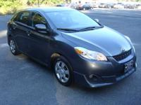 2010 Toyota Matrix Hatchback Our Location is: North End
