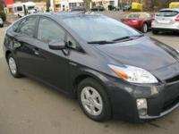 ONE LOCAL OWNER. REDESIGNED FOR 2010, PRIUS IS THE