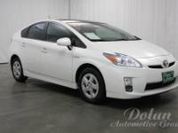Prius V, Toyota Certified, Alloy wheels, and Backup