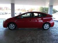 2010 Toyota Prius!!! Remainder of factory warranty,
