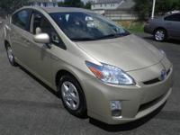 JUST TRADED IN! This 2010 Toyota Prius is currently
