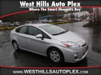 PRIUS 4D HATCHBACK  Options:  Abs Brakes (4-Wheel)|Air