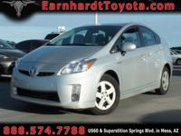 We are pleased to offer you this 2010 Toyota Prius II