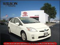 Local Car, **1 OWNER**, 1.8L 4-Cylinder DOHC 16V VVT-i,
