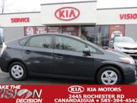 Get down the road in this hot 2010 Toyota Prius BASE,