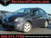 We are thrilled to offer you this 2010 Toyota Prius III