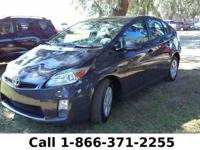 2010 Toyota Prius Features: Warranty - Push Button