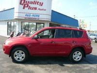 2010 Toyota RAV4 4x4,2.5 4 cyl.,Only 41xxx, Balance of