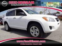 Rav-4, !! CLEAN VEHICLE HISTORY REPORT !!, ABS brakes,