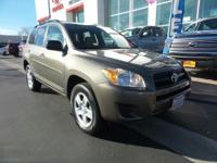 New Arrival! This 2010 Toyota Rav4 4WD 4dr 4-cyl 4-Spd