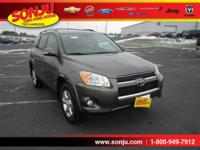 Previous owner of this 2010 Rav4 Limited is a near-