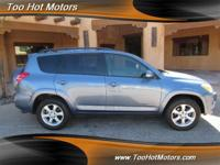 Options:  2010 Toyota Rav4 Limited|This 2010 Toyota