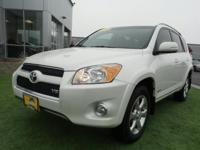 VERY NICE V-6 4X4 LEATHER LOADED LIMITED TOYOTA