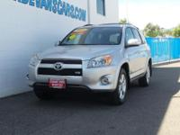 Options:  2010 Toyota Rav4 Limited|Aluminum/Alloy