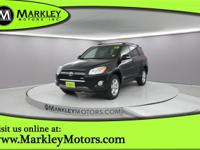 Our Carfax Accident-Free One Owner 2010 Toyota RAV4 4WD