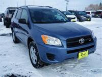New Inventory* 4 Wheel Drive* This Blue Toyota