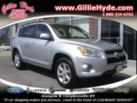 WOW! Check out this LOADED Toyota Rav 4! This Like New