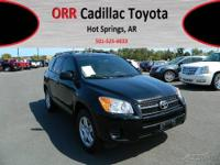 2010 Toyota RAV4 SUV Our Location is: ORR Cadillac