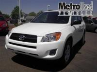 Low mile One owner 4x4 Rav4 w/ Brand New Tires and a