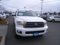 2010 Toyota Sequoia 4dr 4x4 SR5 5.7 L V8. Our Location