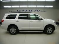 Description 2010 TOYOTA SEQUOIA Locking/Limited Slip