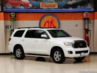This 2010 Toyota Sequoia SR5 is in great shape with
