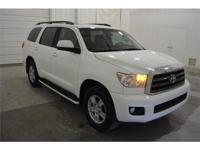 We are excited to offer this 2010 Toyota Sequoia. This