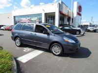 AWD**LOW MILES**THIS GENTLY USED TOYOTA SIENNA IS IN