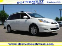 WOW! This is one hot offer! This Toyota Sienna gets 17