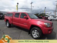 Used 2010 Toyota Tacoma, *DESIRABLE FEATURES:* **Extra