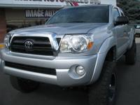 2010 Toyota Tacoma Access Cab V6 SR5 TRD Off Road with