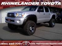 Options Included: Front Stabilizer Bar, 4-Wheel Drive,