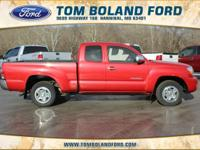 Just Reduced! 2010 Toyota Tacoma **LOCAL TRADE-IN**,