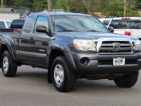Magnetic Gray Metallic 2010 Toyota Tacoma Extended Cab