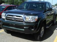 This 2010 Toyota Tacoma has air-conditioning, power