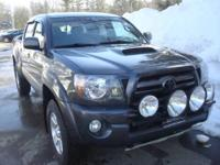 2010 Toyota Tacoma Double Cab 4x4 with Automatic