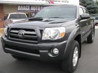 2010 Toyota Tacoma Double Cab V6 SR5 TRD Sport 4x4 with