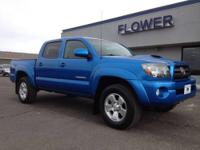 2010 Toyota Tacoma DoubleCab Our Location is: Flower