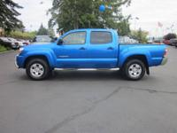 2010 Toyota Tacoma Automatic, 5-Spd w/Overdrive, SR5,