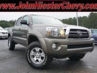 Options:  2010 Toyota Tacoma Prerunner|Silver|Carfax