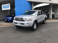 Looking for a clean, well-cared for 2010 Toyota Tacoma?