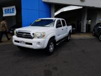Check out this gently-used 2010 Toyota Tacoma we