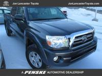 This 2010 Toyota Tacoma 4dr 4WD Double LB V6 AT 4x4