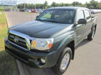 EPA 20 MPG Hwy/16 MPG City! LOW MILES - 18,811! Tacoma